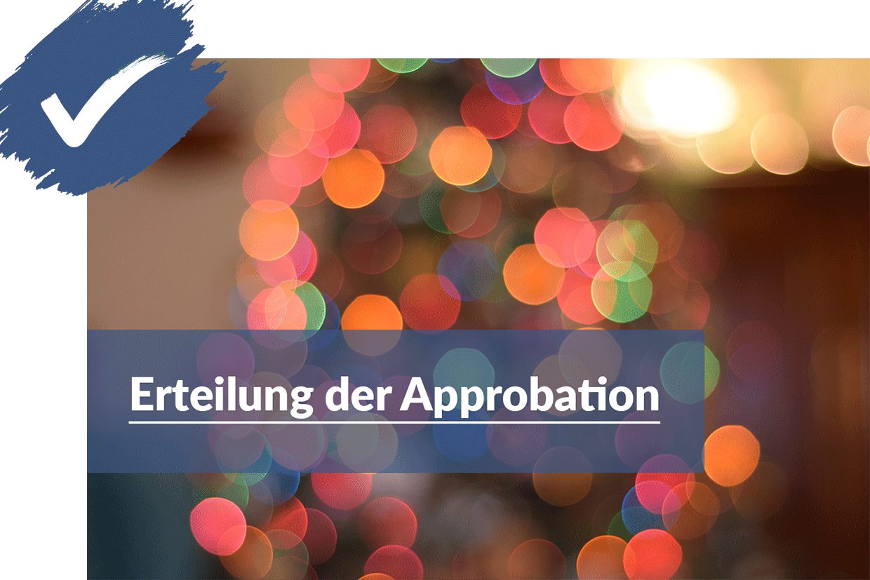 Approbation Arzt