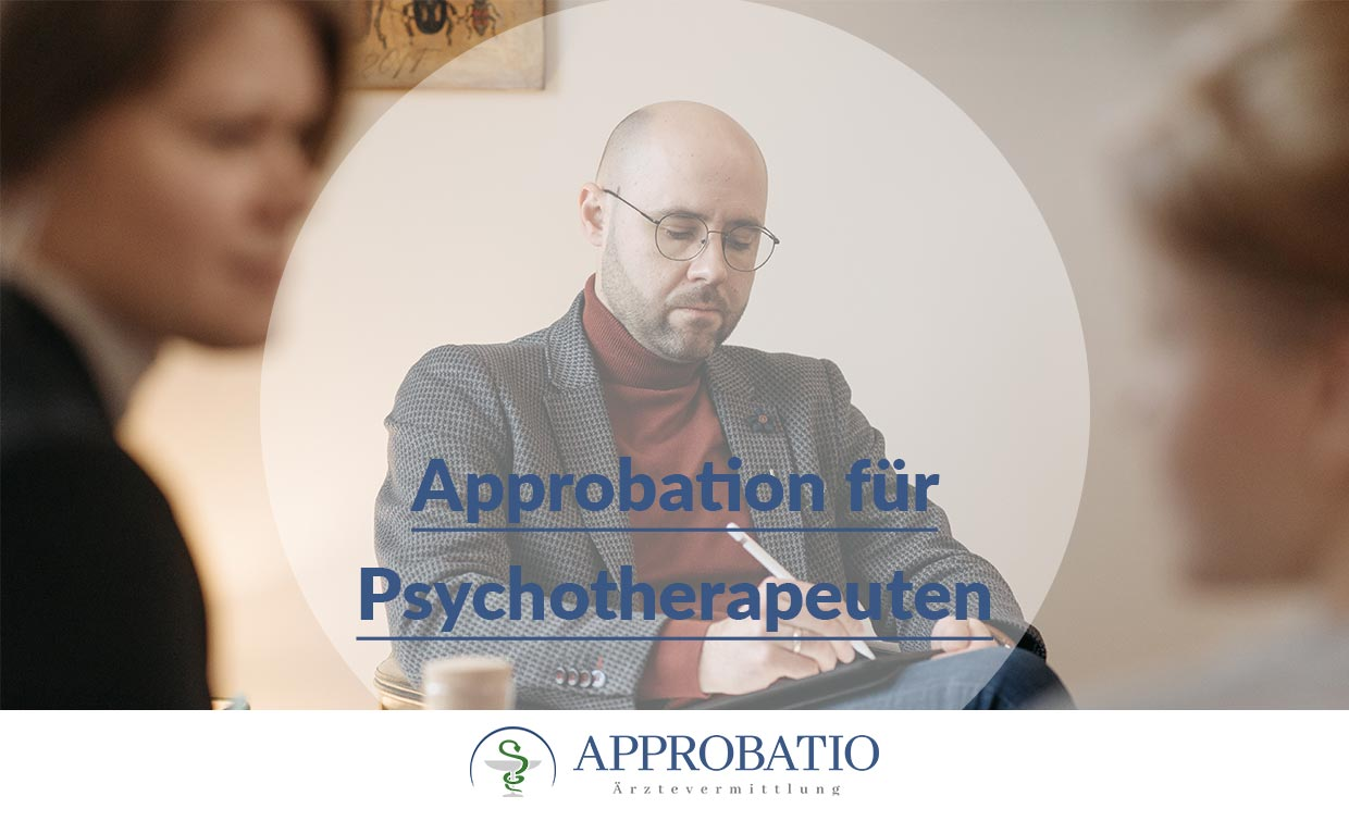 Approbation Psychotherapeut
