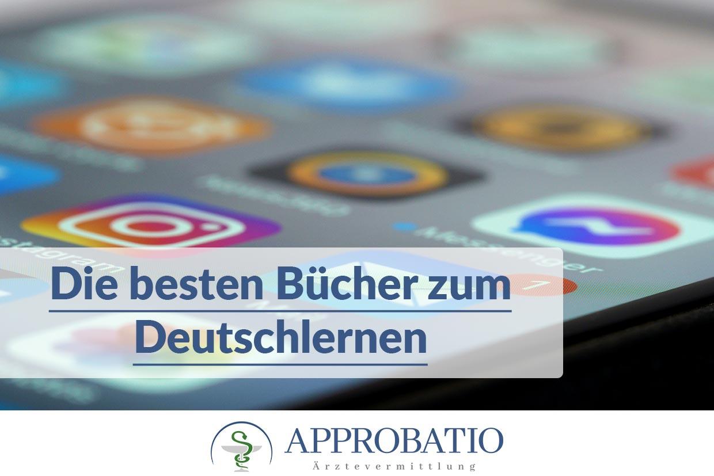 Deutsch lernen Apps