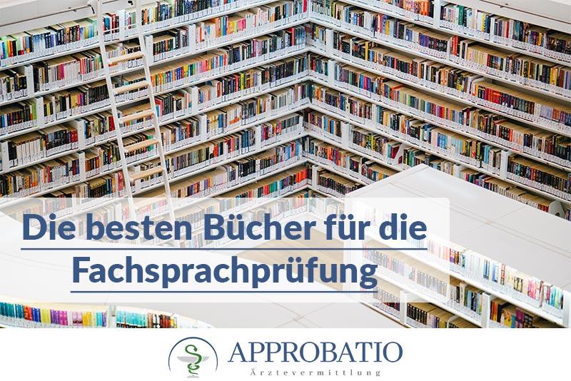 Fachsprachprüfung Bücher