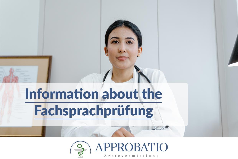 Fachsprachprüfung medicine